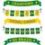 set · Brasile · colore · calcio · calcio - foto d'archivio © ivaleksa