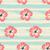 hibiscus · bloemen · naadloos · herhalen - stockfoto © ivaleksa