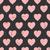 naadloos · Valentijn · patroon · Rood - stockfoto © ivaleksa