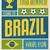 Brazylia · ikona · kolaż · podróży · turystyki · muzyki - zdjęcia stock © ivaleksa