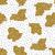 abstrato · sem · costura · ouro · brilho · padrão · círculos - foto stock © ivaleksa