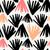 pálmalevél · festék · végtelen · minta · kézzel · rajzolt · trópusi · növény - stock fotó © ivaleksa