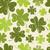 vector · irlandés · día · de · san · patricio · dinero · papel - foto stock © ivaleksa