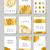 Noël · accueil · cartes · dessinés · à · la · main - photo stock © ivaleksa