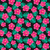 hibiscus flowers and palm leaves seamless pattern stock photo © ivaleksa