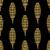 goud · schitteren · veren · naadloos · herhalen - stockfoto © ivaleksa