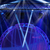 青 · ステージ · ライト · コンサート · 光 · を見る - ストックフォト © ivicans