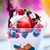fruit salad with ice cream stock photo © ivicans