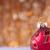 natal · dourado · vermelho · borrão · luzes · árvore - foto stock © ivicans
