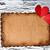san · valentino · design · cuore · catene · bloccato · amore - foto d'archivio © ivicans