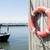 kikötő · bója · citromsárga · ipari · hatalmas · hajó - stock fotó © ivonnewierink