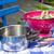 marrowfat peas and peas in vegetable garden stock photo © ivonnewierink