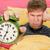 男 · 寝 · 目覚まし時計 · 小さな · アフリカ · 男性 - ストックフォト © ivonnewierink