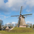 голландский · Windmill · деревне · Sunshine · небе · трава - Сток-фото © ivonnewierink