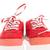 baba · sport · cipők · fából · készült · szöveg · kék - stock fotó © ivonnewierink
