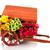 mercado · coche · flores · venta · primavera · rojo - foto stock © ivonnewierink