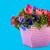 colorful bouquet anemones stock photo © ivonnewierink