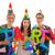 party · time · uroczystości · konfetti · powietrza - zdjęcia stock © ivonnewierink