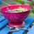 marrowfat and green peas in vegetable garden stock photo © ivonnewierink