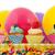 cumpleanos · alimentos · feliz · torta · velas - foto stock © ivonnewierink