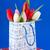 dutch souvenir bag with tulips stock photo © ivonnewierink