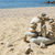 spiaggia · pietre · panorama · equilibrio · natura - foto d'archivio © ivonnewierink