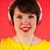 良い · 音楽 · 若い女性 · 夢 · 女性 · 少女 - ストックフォト © ivonnewierink