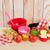 cottura · torta · di · mele · mele · altro · ingredienti · alimentare - foto d'archivio © ivonnewierink