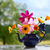 bouquet garden flowers stock photo © ivonnewierink