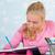 High school student with homework stock photo © ivonnewierink