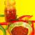 Rood · hot · vers · glas · pot - stockfoto © ivonnewierink