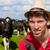 портрет · фермер · скота · бизнеса · продовольствие · человека - Сток-фото © ivonnewierink