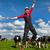 фермер · области · коров · молодые · зеленый · молоко - Сток-фото © ivonnewierink