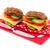prosciutto · peynir · gıda · yeşil · kırmızı - stok fotoğraf © ivonnewierink