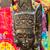 afrikaanse · masker · zwarte · houten · geïsoleerd · witte - stockfoto © ivonnewierink