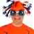 holland · futball · rajongó · vicces · narancs · izolált - stock fotó © ivonnewierink