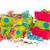 colorful presents stock photo © ivonnewierink