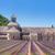 abdij · lavendel · veld · Frankrijk · wereld · beroemd - stockfoto © ivonnewierink