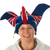 Woman with Brittain funny hat stock photo © ivonnewierink