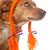 komik · hollanda · köpek · bakıyor · turuncu · saç - stok fotoğraf © ivonnewierink