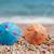 schaduw · strand · kleurrijk · chinese · papier · zonnige - stockfoto © ivonnewierink