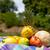 stilleven · outdoor · vruchten · bomen - stockfoto © ivonnewierink