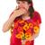 nina · colorido · ramo · flores · papel · nino - foto stock © ivonnewierink