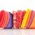 kleurrijk · papieren · papier - stockfoto © ivonnewierink