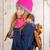 女性 · 冬 · 古い · オランダ語 · 木製 · 氷 - ストックフォト © ivonnewierink