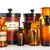 ingrediënten · geïsoleerd · witte · glas · vloeibare · container - stockfoto © ivonnewierink