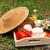 wild · knoflook · fles · natuur · planten · kruiden - stockfoto © ivonnewierink