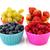diverzitás · friss · gyümölcs · gyümölcs · színes · izolált · fehér - stock fotó © ivonnewierink