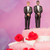 düğün · pastası · pembe · dekorasyon · resepsiyon · ayrıntılar - stok fotoğraf © ivonnewierink