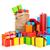 alışveriş · çantası · renkli · kutu · beyaz · dizayn · doğum · günü - stok fotoğraf © ivonnewierink